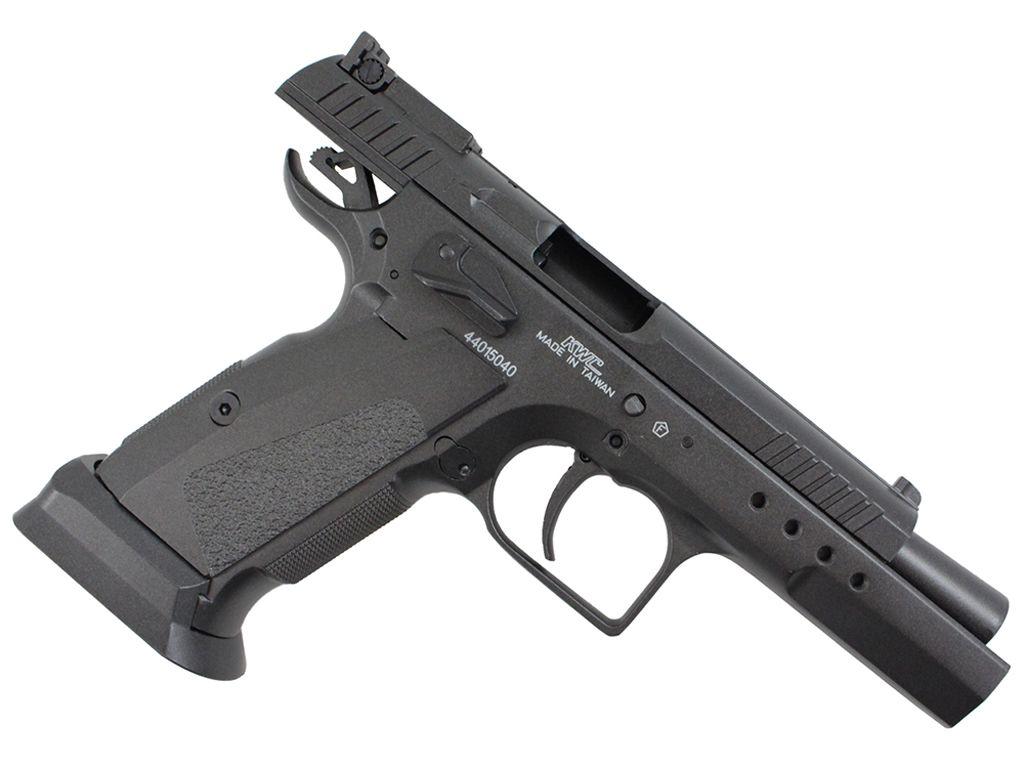 Buy cheap kwc tac model 4 5mm bb pistol blowback replicaairguns ca
