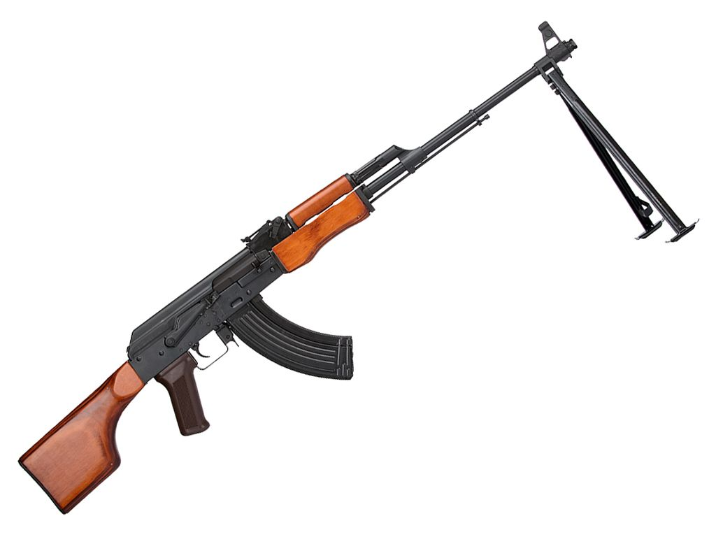 LCT RPK Airsoft AEG Rifle w/ Wood Stock