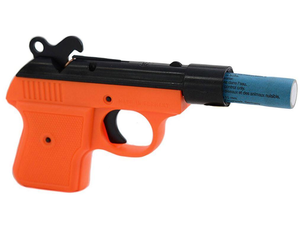 Record Launcher Blank Gun - Single Shot