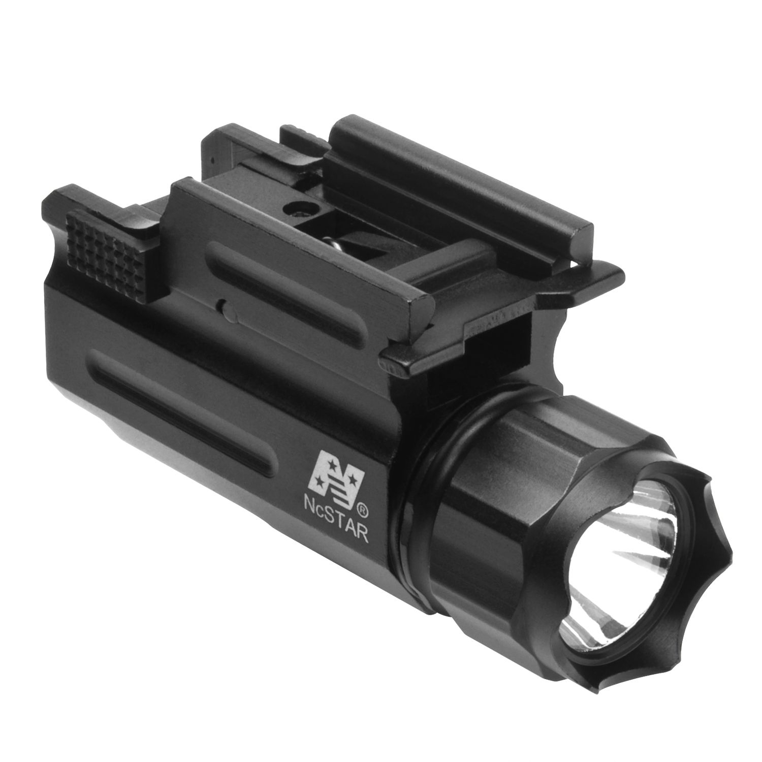 Ncstar Tactical Pistol Rifle Flashlight With Quick Release