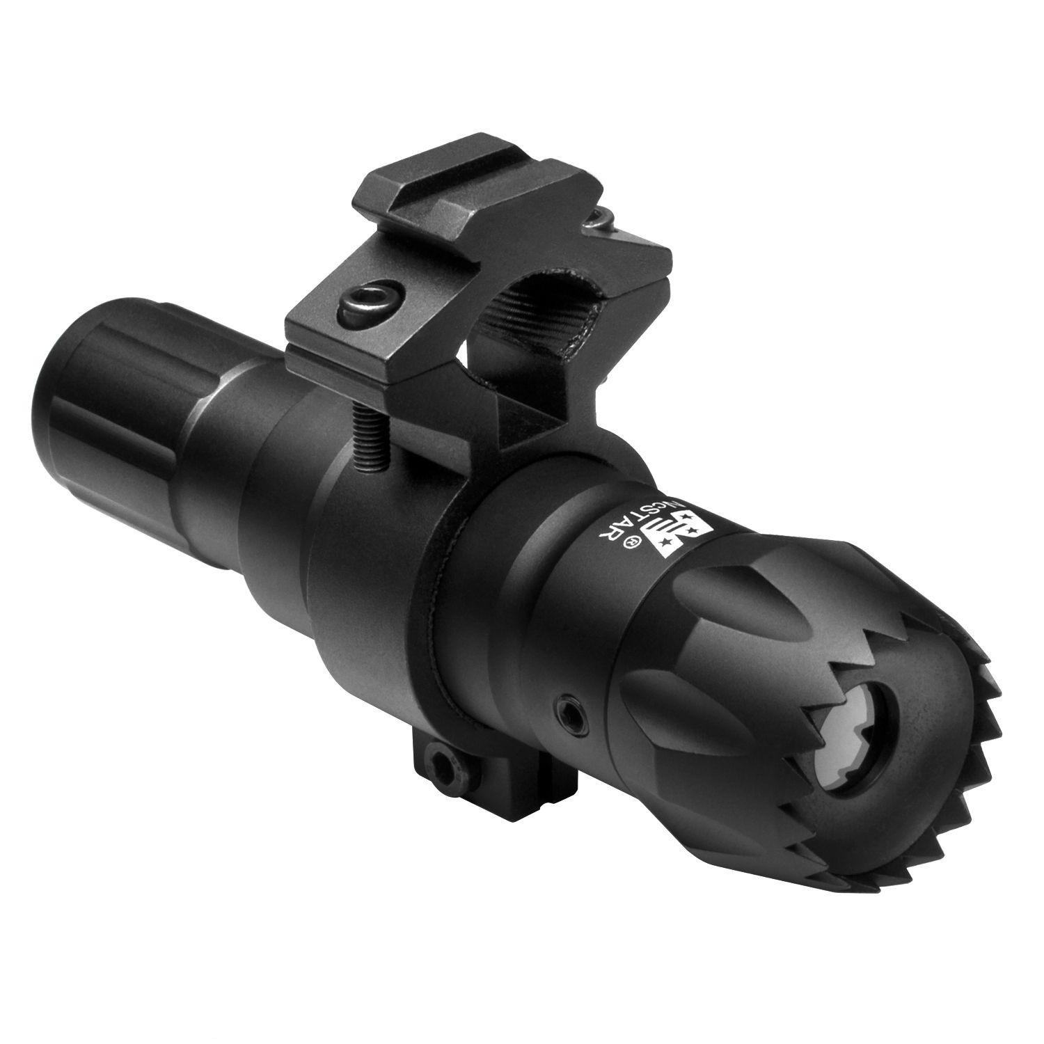 Ncstar Red Green Laser With Universal Rifle Barrel Mount