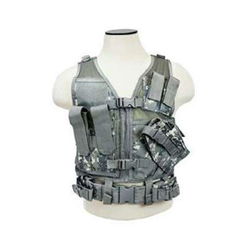 Ncstar Digital Camo Tactical Childrens Vest