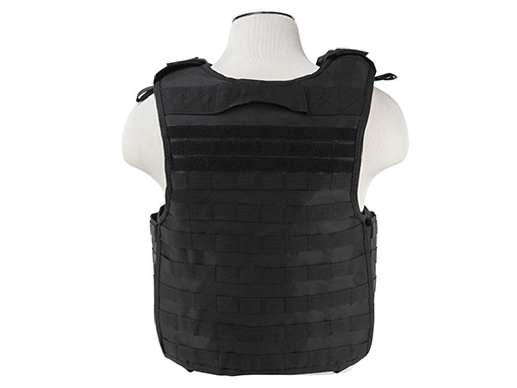 Quick Release Plate Carrier Vest