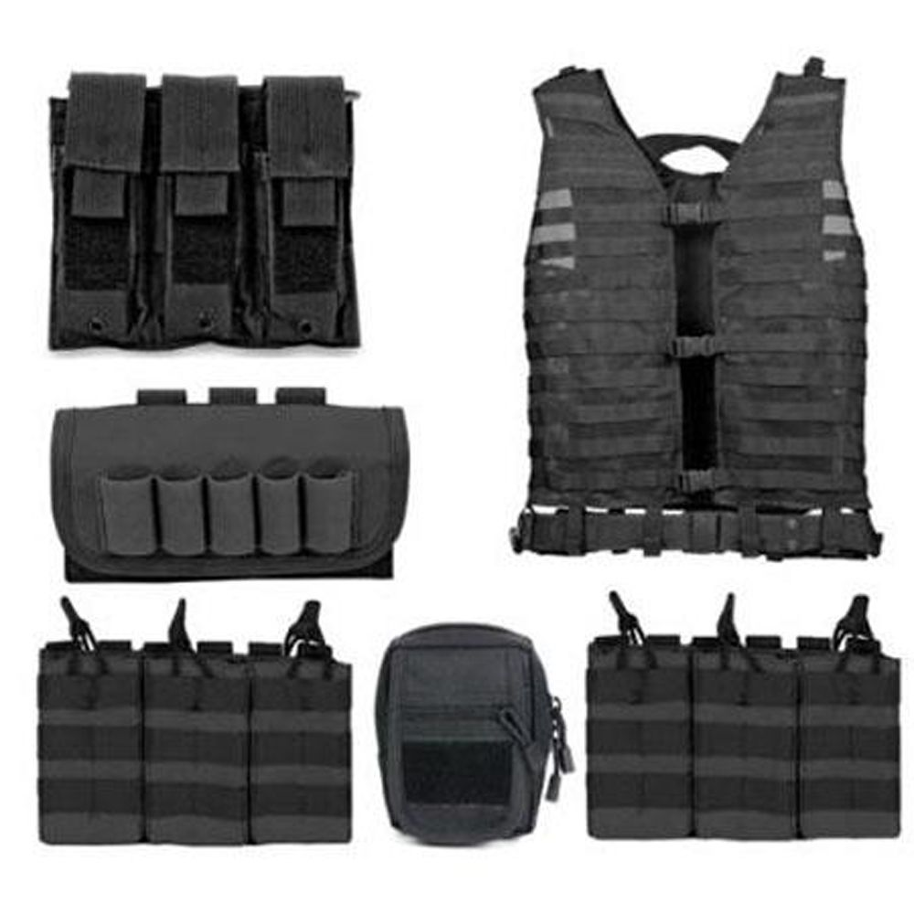 Ncstar Black Zombie Infected Kit