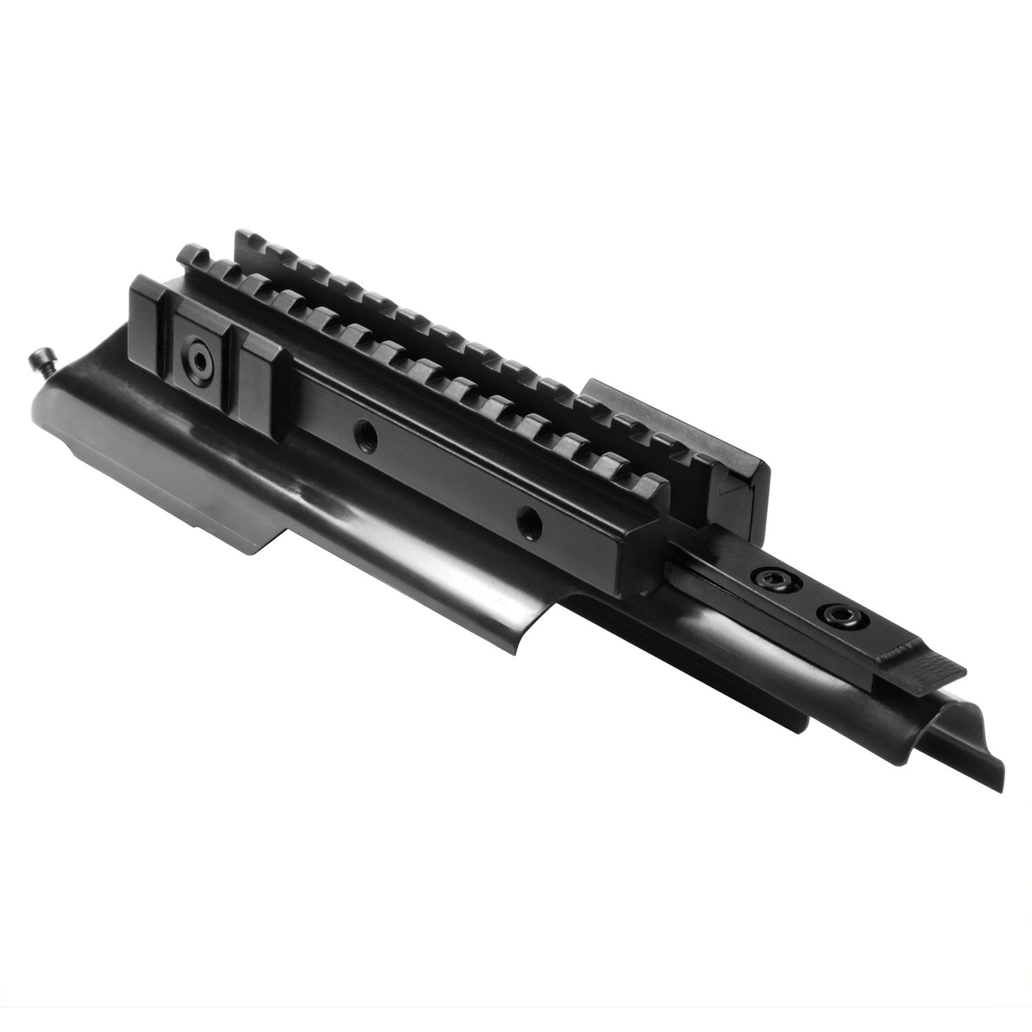 Ncstar AK-47 Tri-Rail Weaver Scope Mount And Receiver Cover