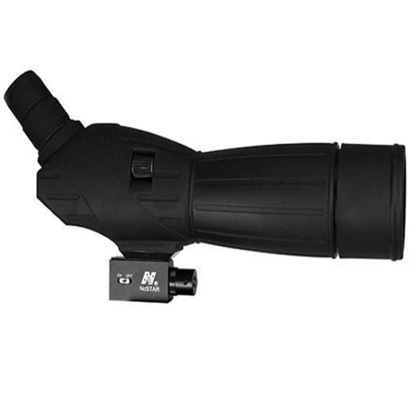 Ncstar High Resolution 15-45X60 Spotting Scope With Soft Carry Case
