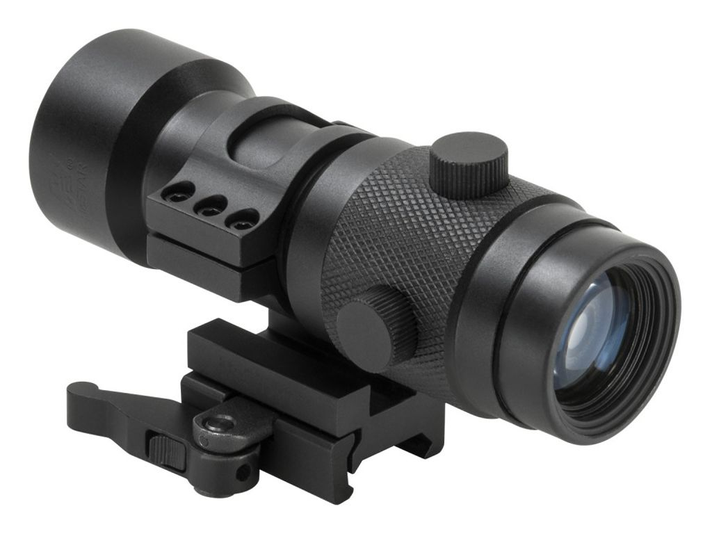 NcStar 3x Magnifier with Quick Release Mount