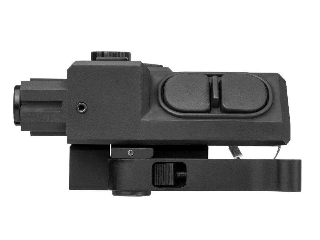 NcStar Green Laser with 4 Color Navigation LED Lights Combo