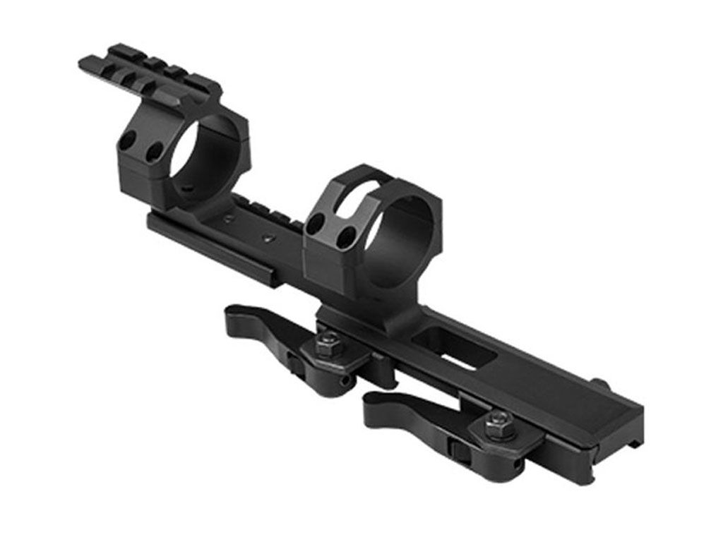 Cantilever 30mm Scope Mount with Dual QR Mount