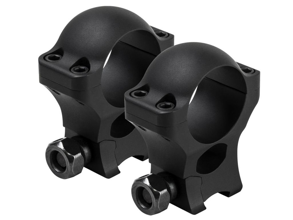 NcStar Hunter Series 1 Inch X 1.3 Inch H 3/8 Inch Dovetail Rings