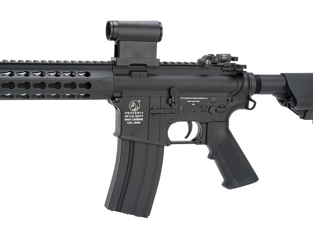 Colt M4A1 13-Inch Keymod Airsoft Rifle