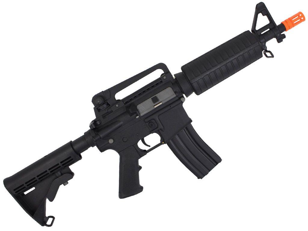 Colt M4 Commando Sportline Electric Airsoft Rifle
