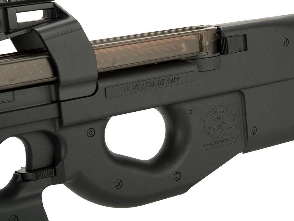 Cybergun FN Herstal P90 AEG NBB Airsoft Rifle