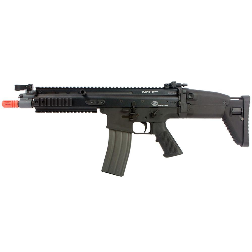 Cybergun FN SCAR-L CQB Assault Black Rifle