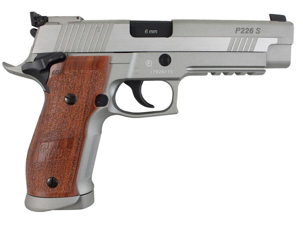 Cybergun Sig Sauer P226 X-Five CO2 Blowback Pistol