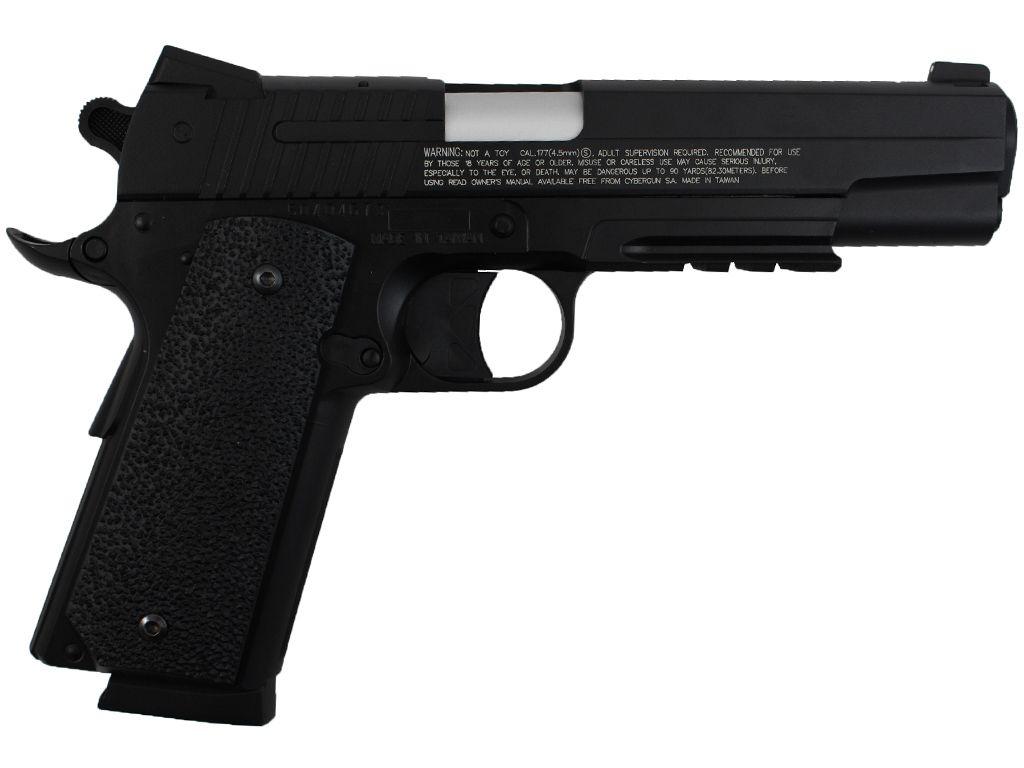 Cybergun Sig Sauer GSR CO2 NBB Steel BB Pistol