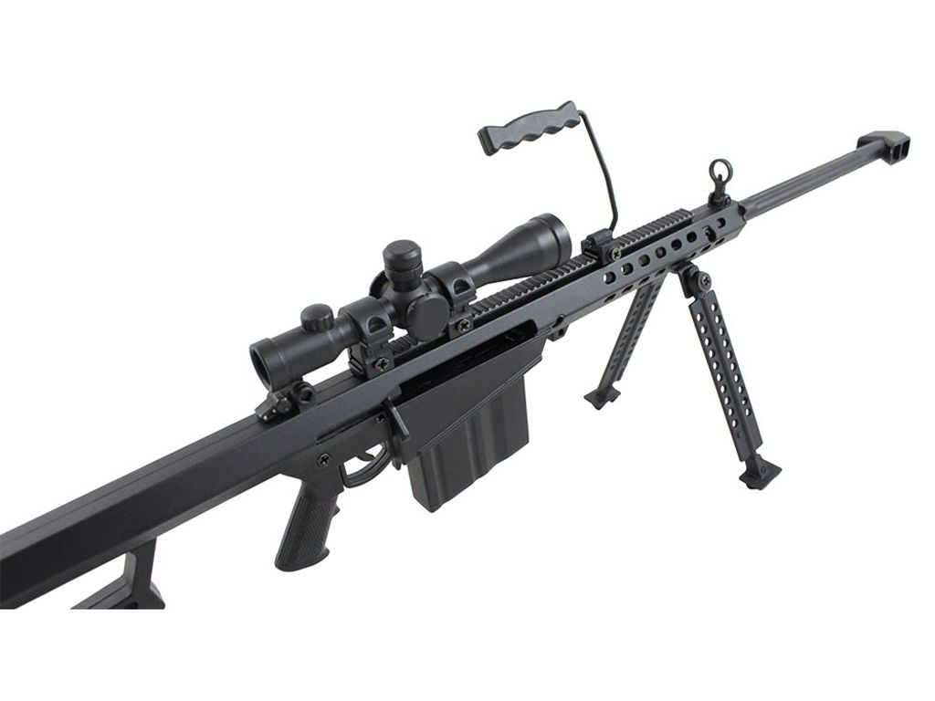 M83 Sniper 1:4 Scale Model Rifle Display