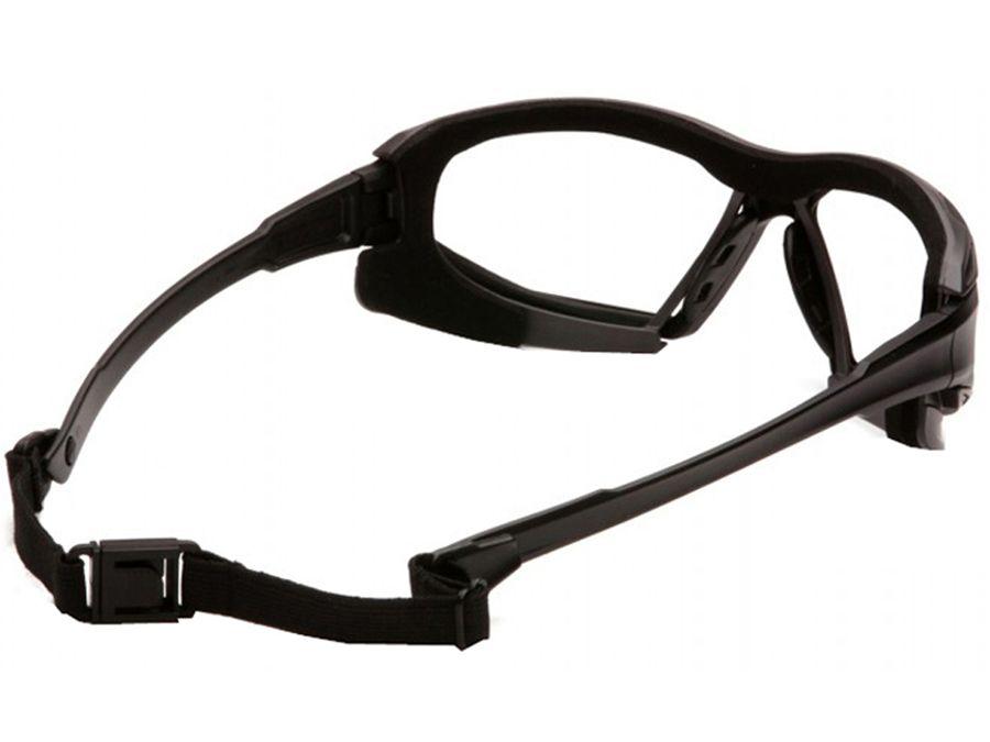 Highlander XP Frame Anti-Fog Lens with Black Frame