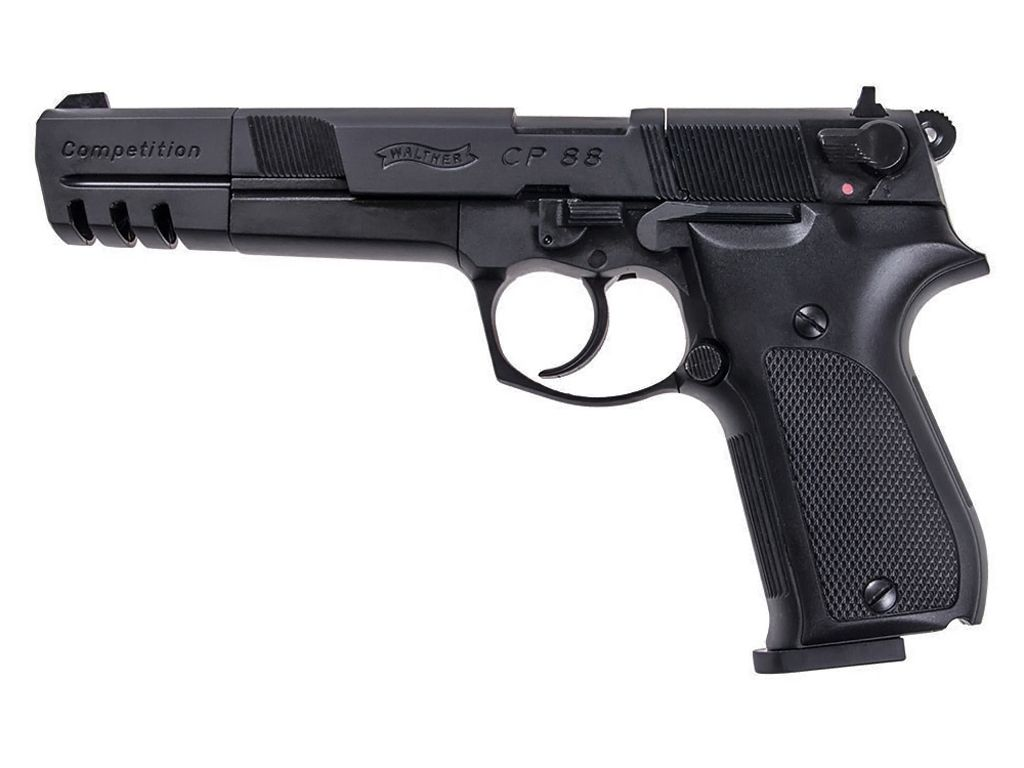 Umarex Walther CP88 Competition CO2 NBB Pellet Pistol