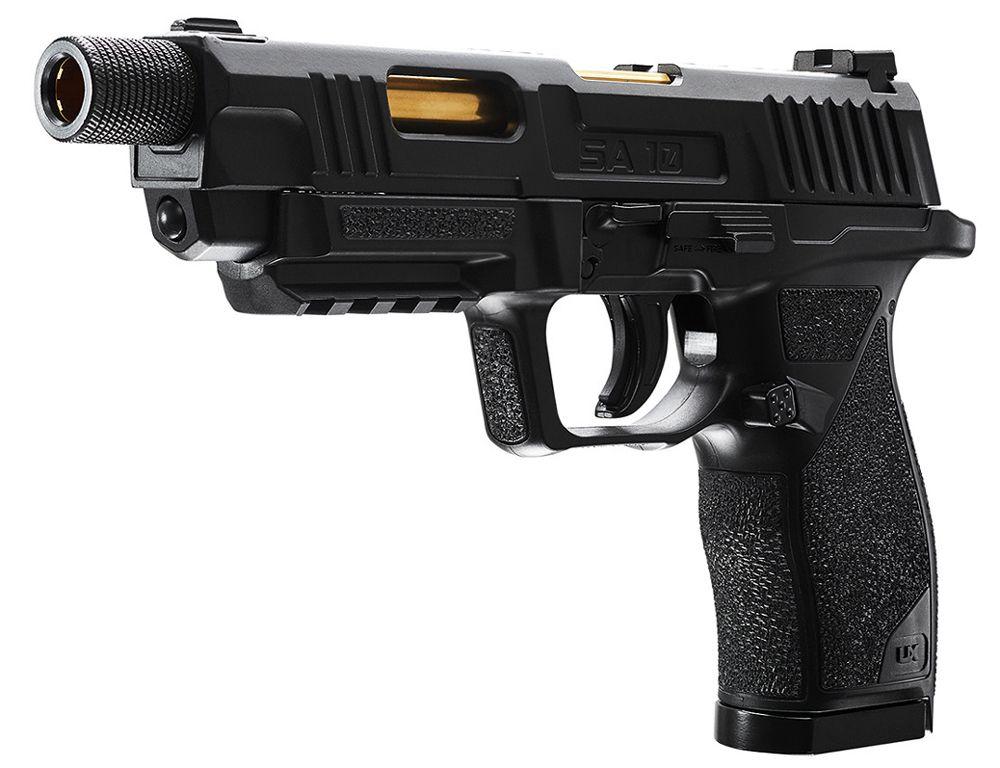 Umarex SA10 CO2 Blowback Steel BB/Pellet Pistol