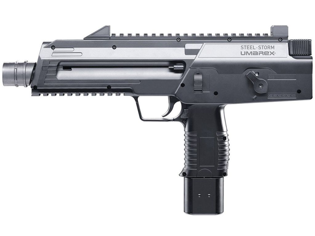 Umarex Steel Storm NBB Steel BB Gun