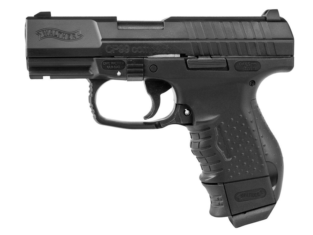 Buy Cheap Walther 2252206 CP99 Compact Black Air Pistol ...
