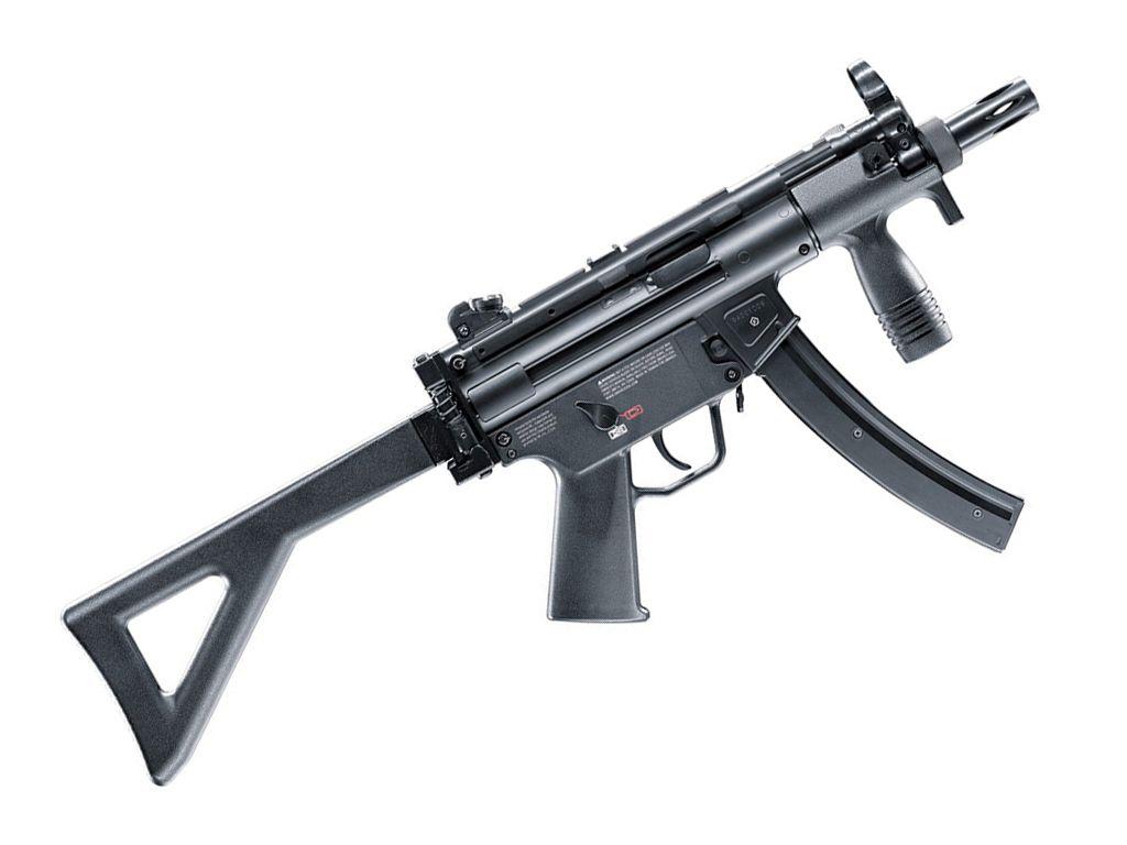 Umarex HK MP5 K-PDW CO2 Blowback Steel BB Submachine Gun