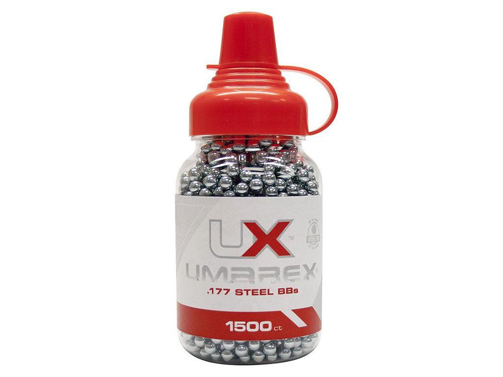 Umarex Precision Steel BBs 1500-Pack