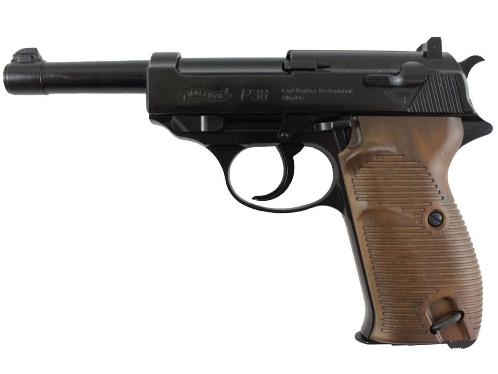Umarex Walther P38 CO2 Blowback BB Pistol