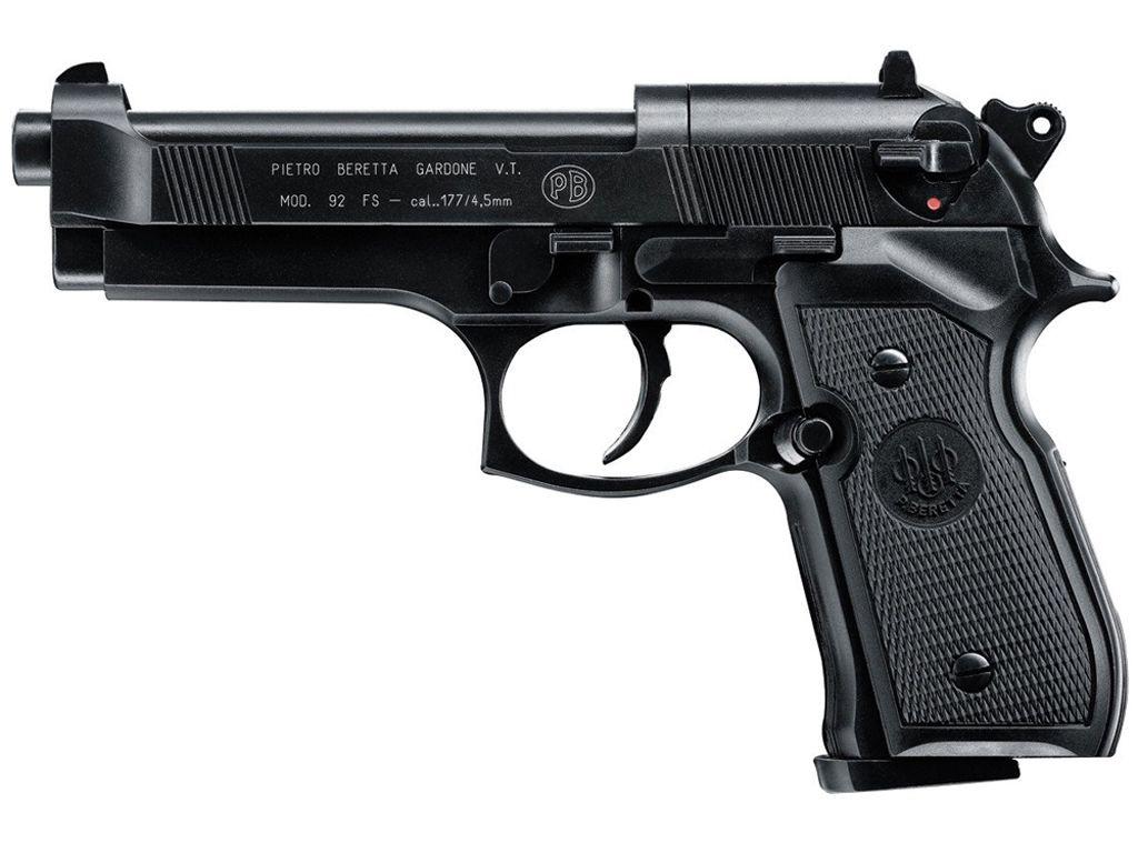 Umarex Beretta M92 FS CO2 NBB Pellet Pistol