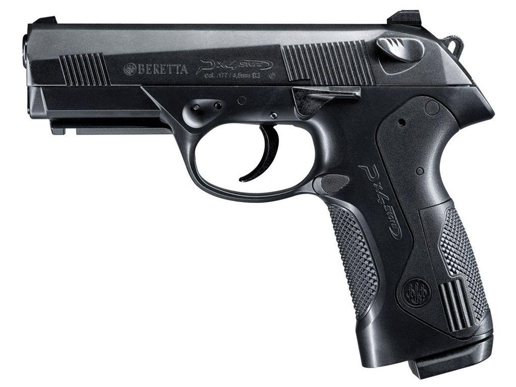 Umarex Beretta PX4 Storm CO2 Blowback Steel BB/Pellet Pistol
