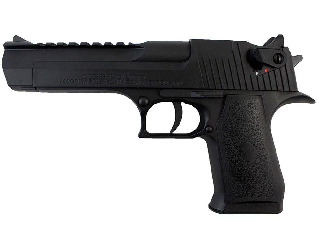 Desert Eagle Black Magnum Research CO2 Airguns