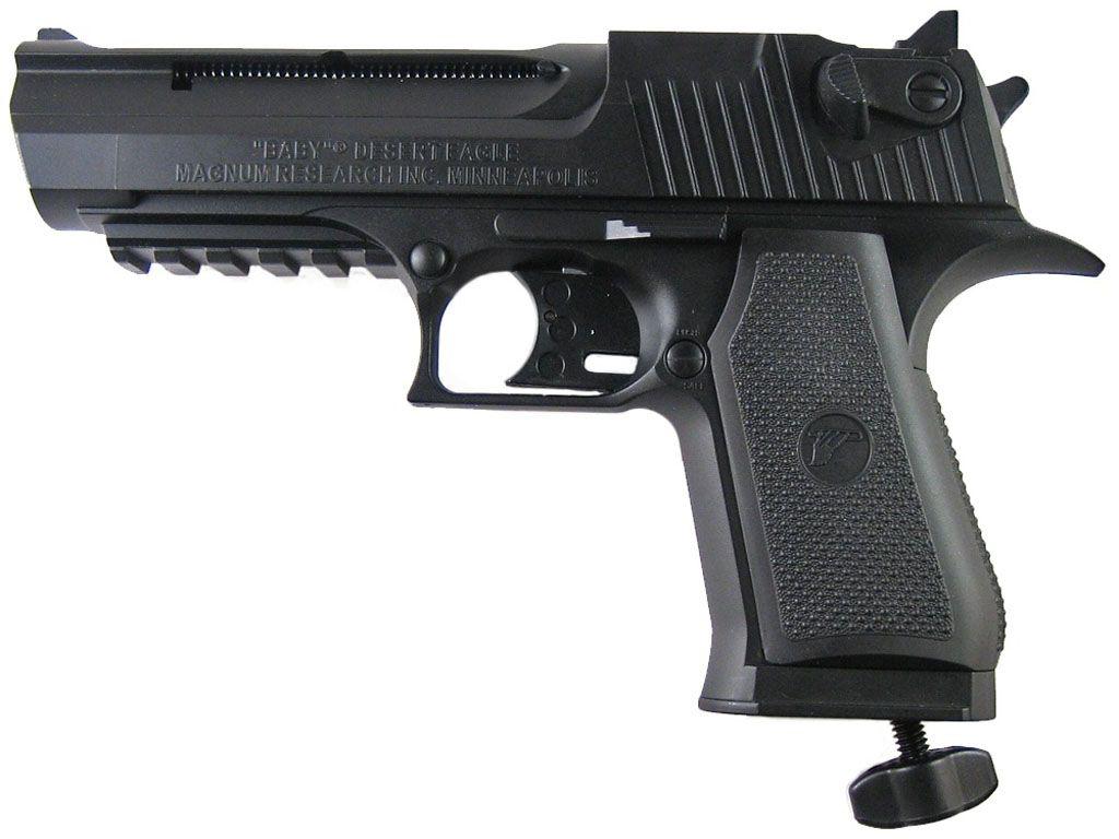 Desert Eagle Magnum Research Black Baby Airgun