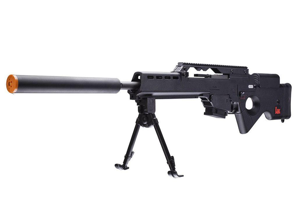 Umarex HK SL9 AEG Airsoft Sniper Rifle