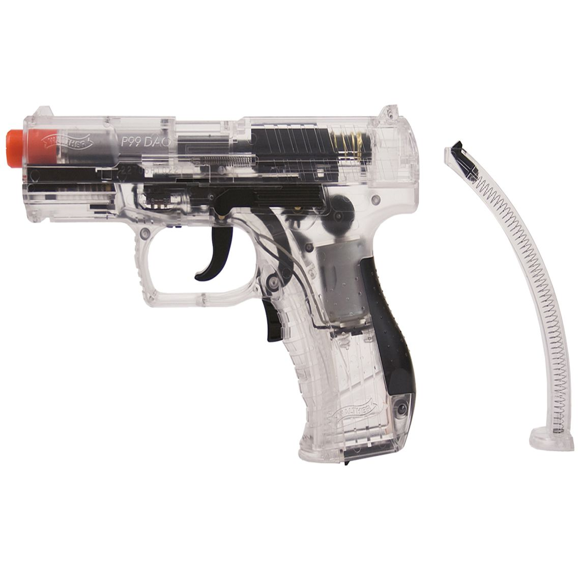 buy cheap walther 2272009 p99 clear electric airsoft gun ...