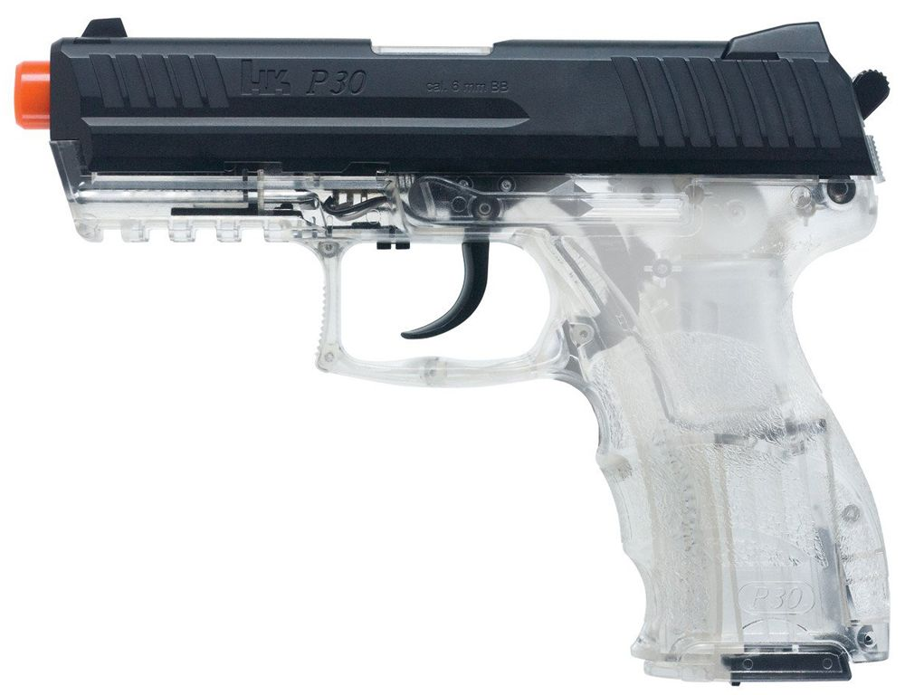 Umarex Heckler And Koch Clear P30 Spring NBB Airsoft Gun