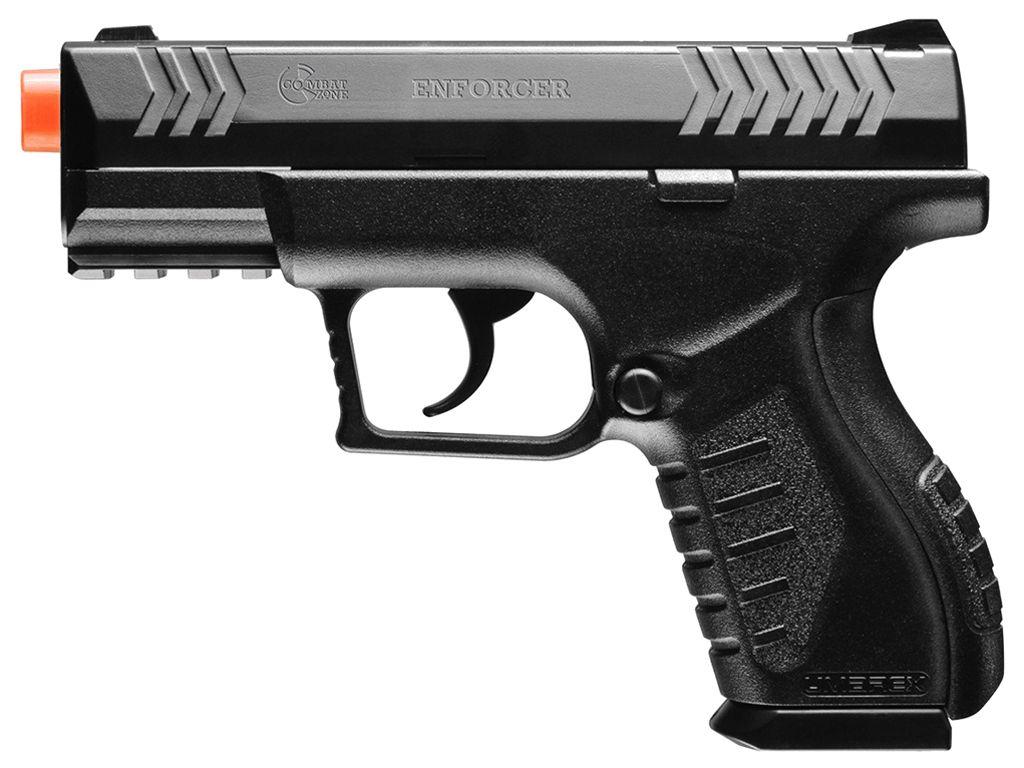 Umarex Combat Zone Enforcer CO2 NBB Airsoft Pistol