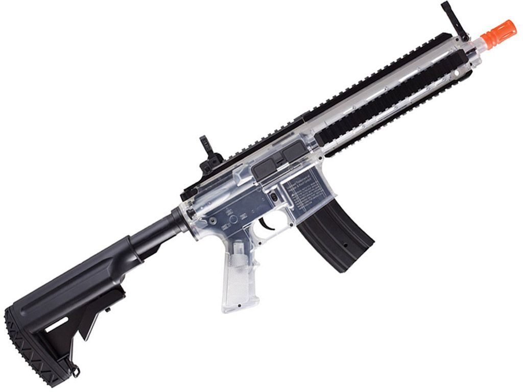 Heckler And Koch 416 AEG Airsoft Rifle