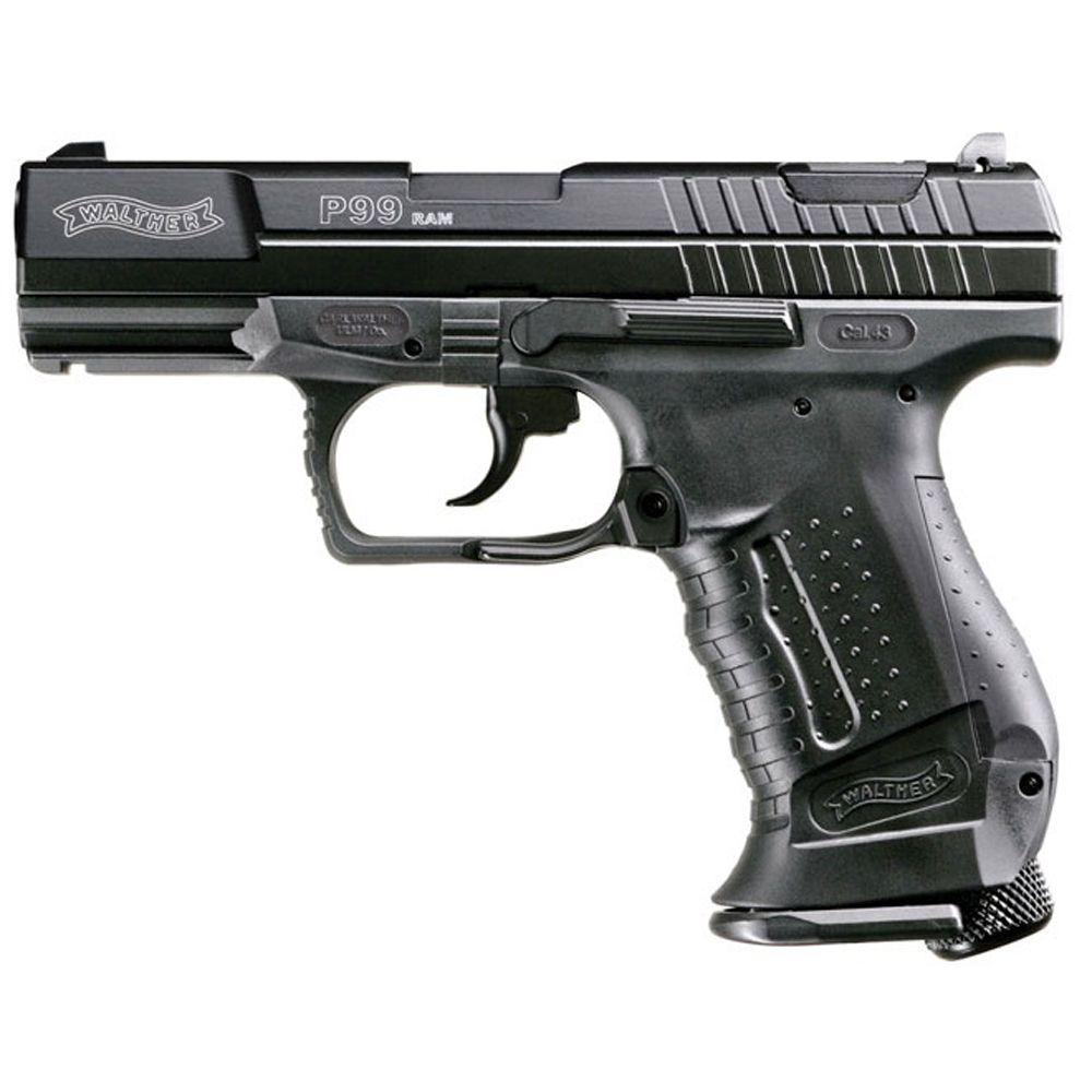 RAP4 RAM P99 Paintball Pistol - Walther P99