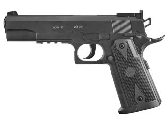 Gletcher A Lightweight And Powerful Plastic Pistol CST 304