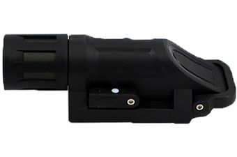 Tactical Weapon Mounted Flashlight