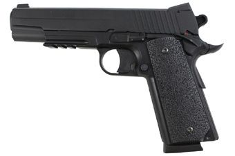 KWC G1911 Fixed Slide CO2 Airsoft Gun
