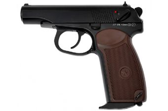 KWC Makarov PM 4.5Mm Blowback CO2 Air Gun