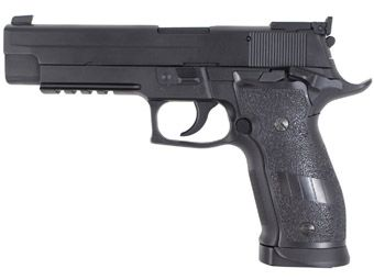 KWC P226 S5 Full Metal Blowback Steel CO2 BB Pistol