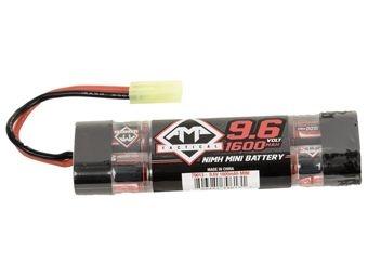 9.6V 1600mAh NiMH AEG Mini Battery