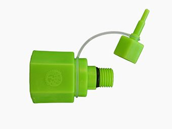 Sapien Arms Propane Gas Adapter and Silicone Oil