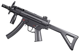 Umarex H&K MP5K-PDW
