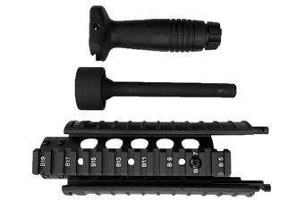 MP5 Aluminum Rail Accessory Set