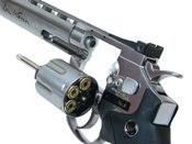 ASG Licensed Dan Wesson 6 Inch CO2 Airsoft Revolver