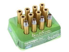 Dan Wesson 6mm Airsoft Revolver Cartridges 12pk